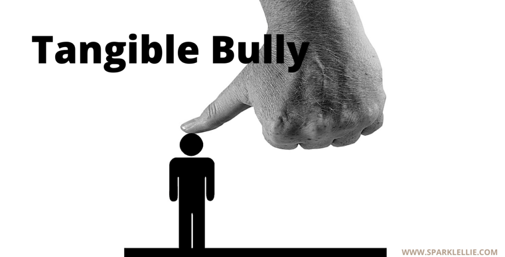 Bullies have power over their victims
